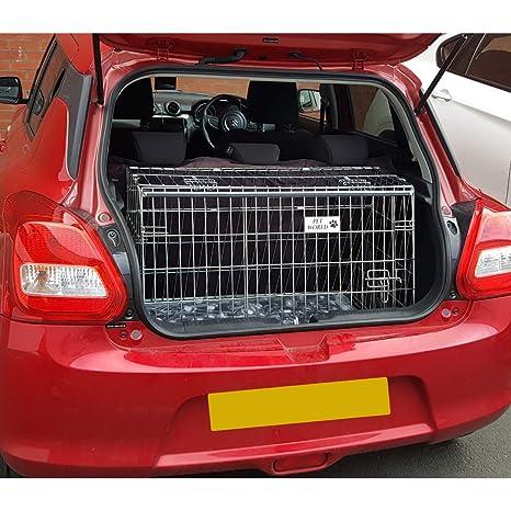 Pet World UK Suzuki - Jaula de Perro con Tapa Delantera para Puppi ...