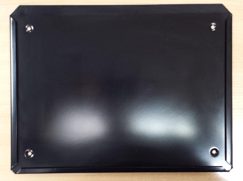 5-pack HazChem Material Warning Board Holder 400x300 Aluminium Truck Parts