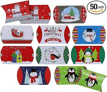 Amazon.com: Cajas de almohada para tarjetas de regalo de ...
