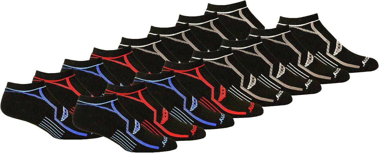 Running Socks Saucony womens Performance Heel Tab Athletic Socks 8 /& 16 Pairs