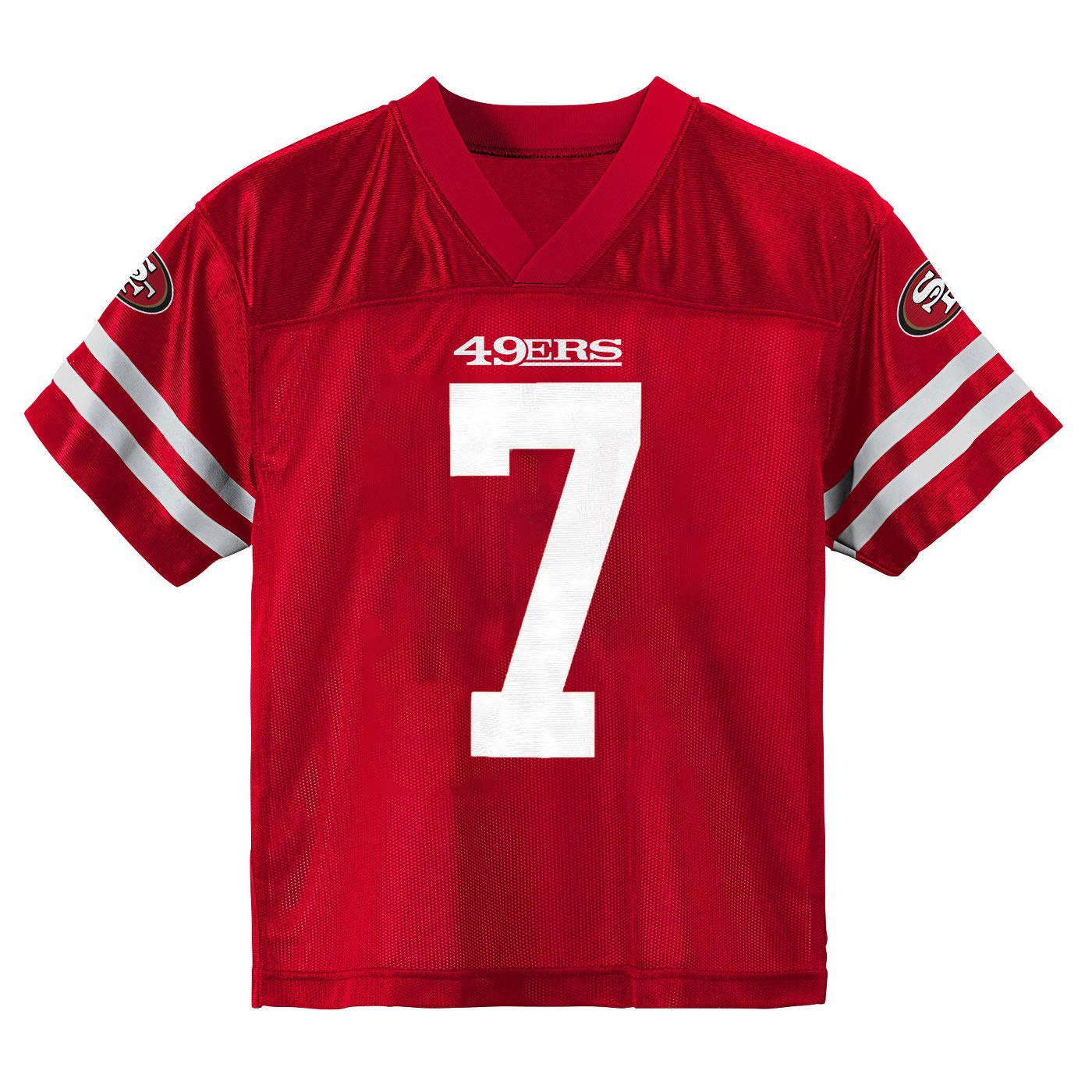 ee4f0482c Amazon.com  Colin Kaepernick San Francisco 49ers Red Home Player Jersey  Youth  Clothing