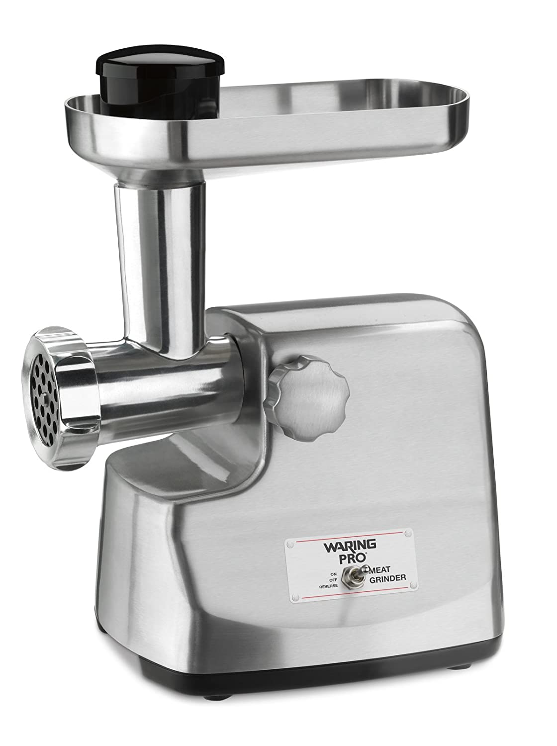 Waring Pro MG855 Professional Die-Cast Metal Housing Meat Grinder