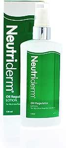 Neutriderm Oil Regulator Lotion - 120 mL