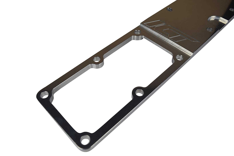 ICT Billet Intake Manifold Plenum Grid Heater Replacement for 2007.5-up Dodge Cummins 6.7L 551718