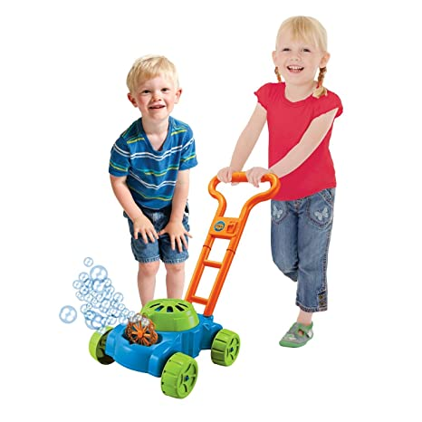 Amazon.com: Double Bubble Electronic Bubble Mower (Dispatched From UK): Toys & Games