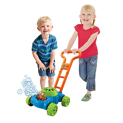 Amazon.com: Double Bubble Electronic Bubble Mower (Dispatched From ...