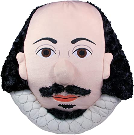 The Unemployed Philosophers - Shakespeare Stuffed Portrait