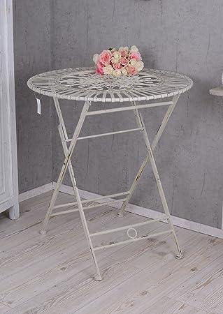 Eisentisch Garten.Gartentisch Metall Antik Eisentisch Garten Tisch Shabby Chic