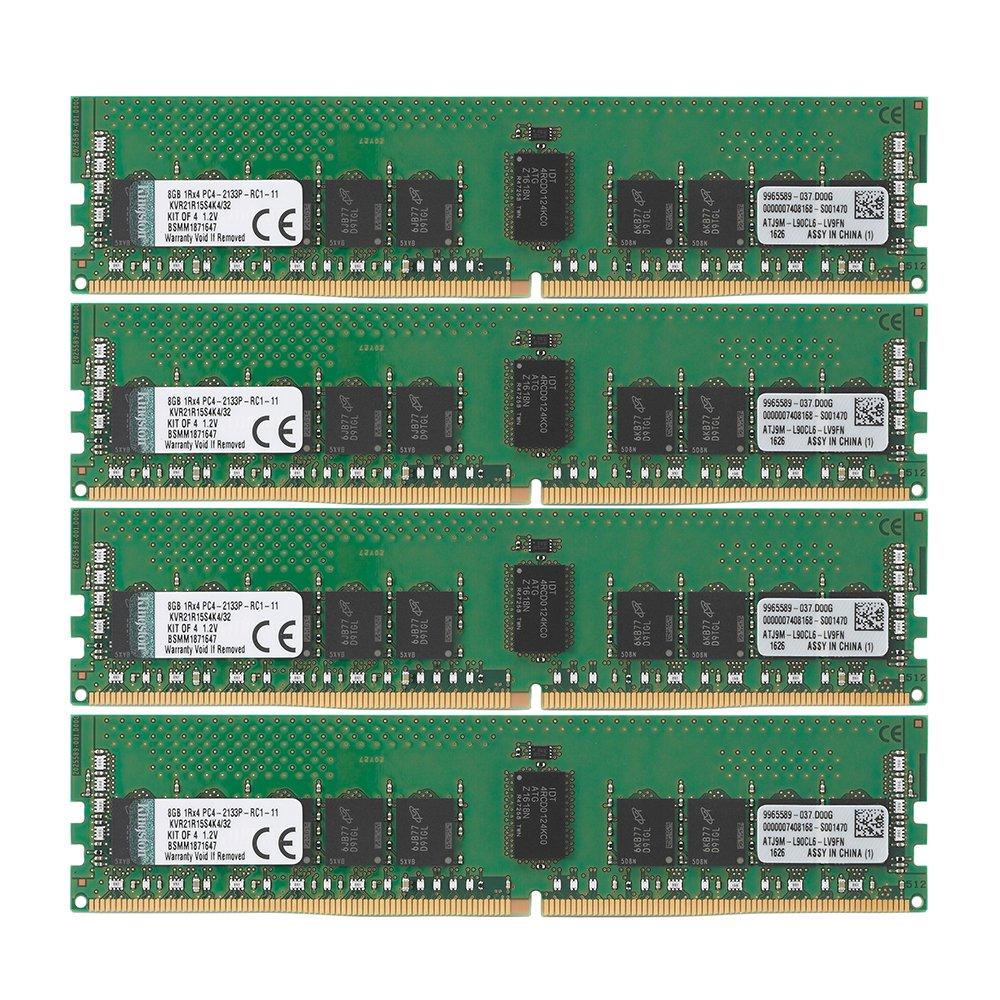 美しい キングストン DDR4-2133(PC4-17000) Kingston サーバー用 メモリ DDR4-2133(PC4-17000) 永久保証 16GB×4枚 ECC Registered DIMM KVR21R15D4K4/64 KVR21R15D4K4/64 永久保証 B00NLZANE4 8GBx4 8GBx4, AUTOMAX izumi:75afc654 --- arianechie.dominiotemporario.com