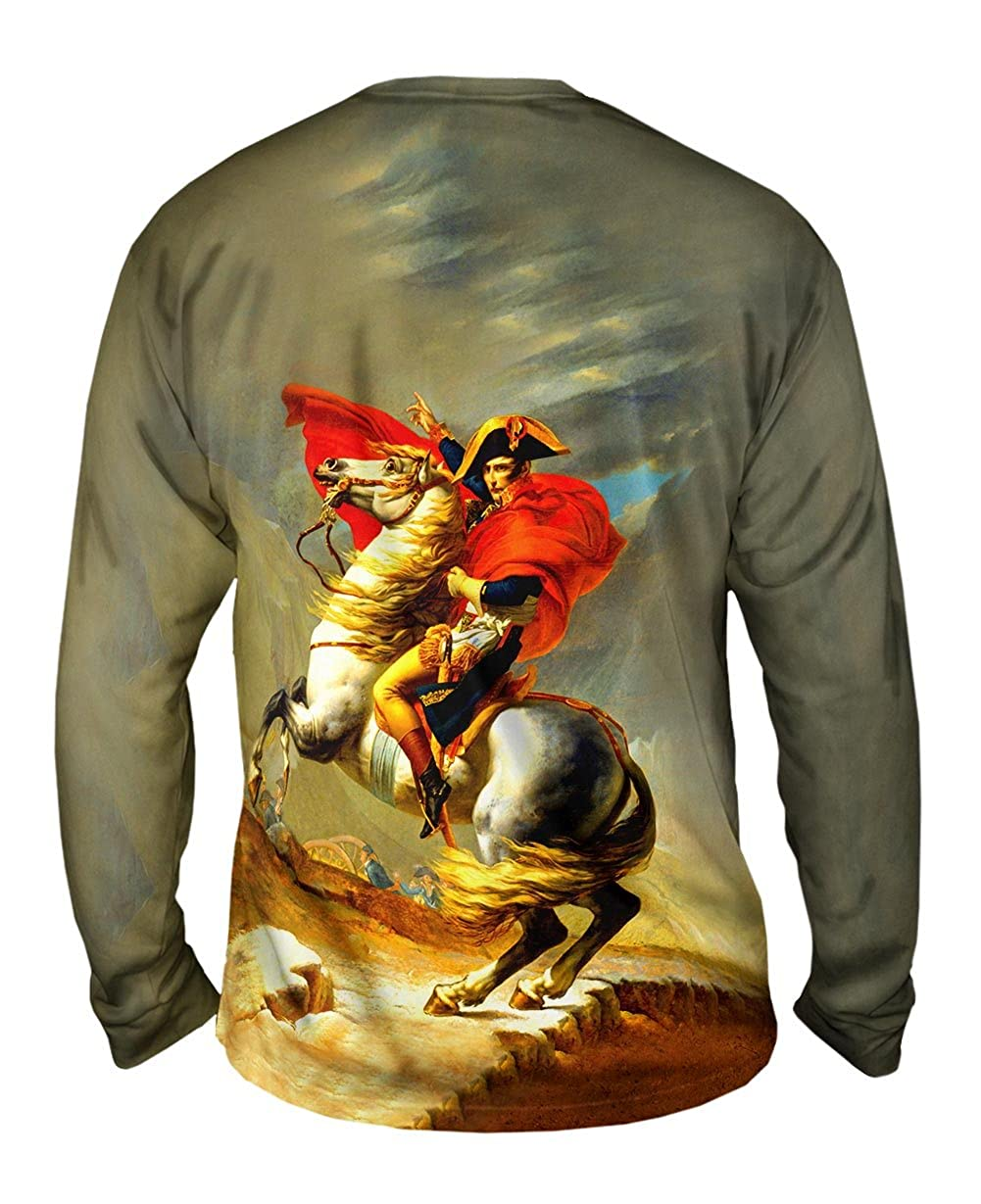 Bonaparte fra Yizzam Mens Long Sleeve 2610 Jacques-Louis David