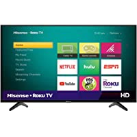 Deals on Hisense 40-Inch Class H4 Series LED Roku Smart TV w/Alexa