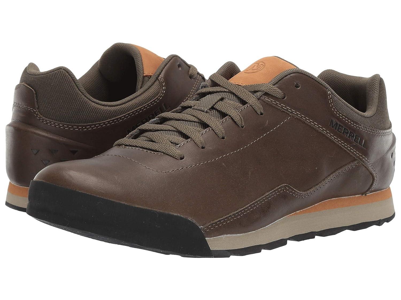 【コンビニ受取対応商品】 [メレル] メンズランニングシューズスニーカー靴 Rocked Burnt Rocked Leather Burnt [並行輸入品] 27.5 B07N8DLKK2 Dusty Olive 27.5 cm 27.5 cm|Dusty Olive, 物産館 自然庵:ef66bf59 --- mail.mangalamstore.com