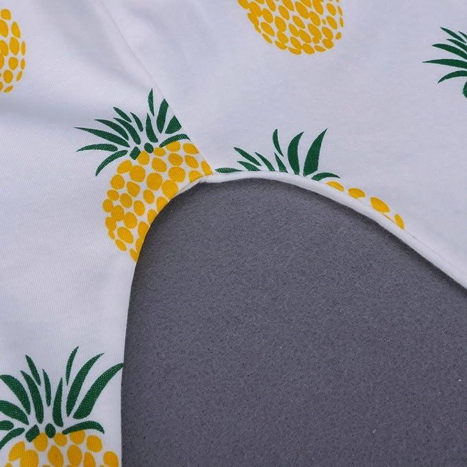 YanHoo Ropa para niños Ropa Linda Ropa Interior para niños Ropa Interior para niños y niñas Conjunto Tops Florales Camiseta Pantalones Pijama Ropa de Dormir ...