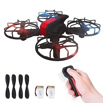 CURVAN DRONE para Niños y Principiantes + Bateria Extra y 4 ...