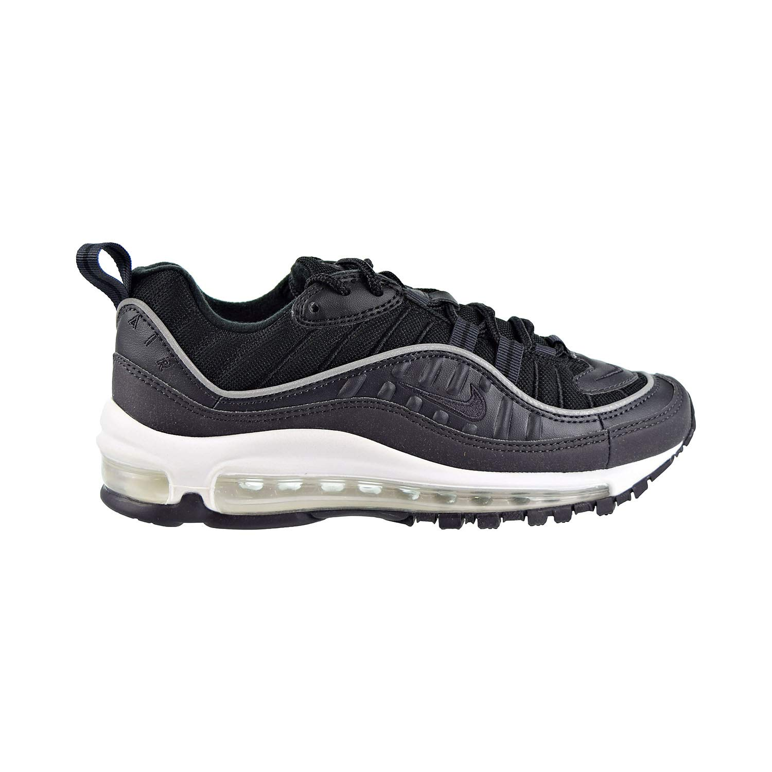 competitive price 04b9e eff97 Amazon.com | Nike Air Max 98 Big Kids Shoes Oil Grey/Oil ...