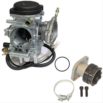 ALLMOST FOR 2005-2009 Yamaha Bruin 250 Intake Manifold Carburetor Boot YFM250 YFM 250