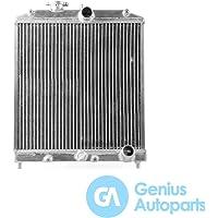 Genius Autoparts OT067 - Radiador de doble drenaje