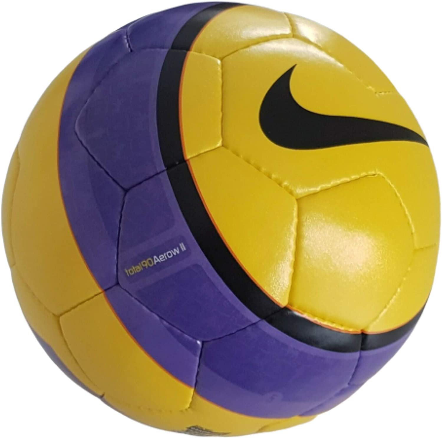 Agricultura Servicio tomar  Nike T90 Aerow II Football 2006/07 Premier League Official Pro Match Ball  Soccer Hi-Vis Fifa Approved New Size 5: Amazon.co.uk: Sports & Outdoors