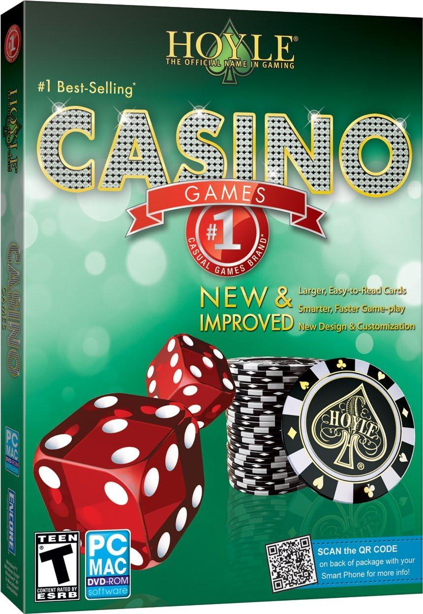 Amazon Com Encore Software Hoyle Casino Games 2012 Amr Software