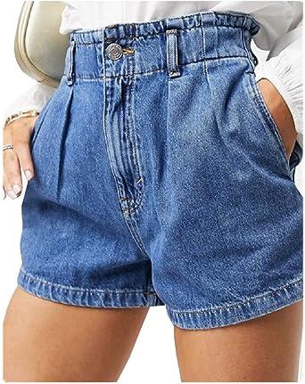 Xiaoshop Women Denim Short Harem Pants Palazzo Trousers Fit Mini Jeans Shorts At Amazon Women S Clothing Store Women's lingerie item specifics gender: harem pants palazzo trousers fit