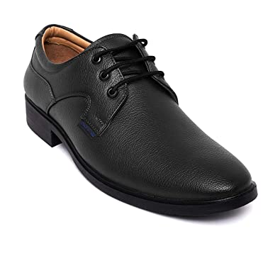 5f51affef43d Duke Men Black Derby Formal Shoes: Buy Online at Low Prices in India -  Amazon.in