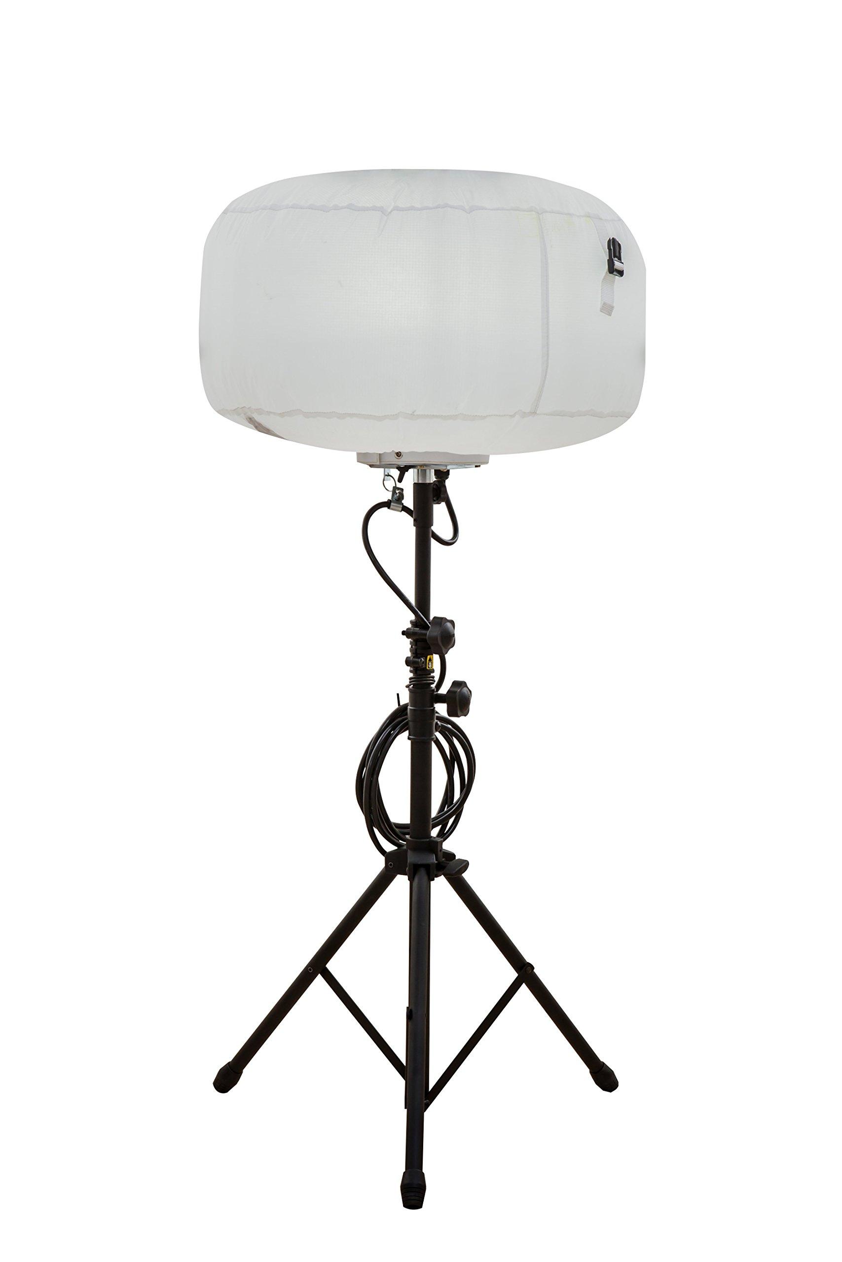 100W LED Balloon Light mini with tripod AC100-240V