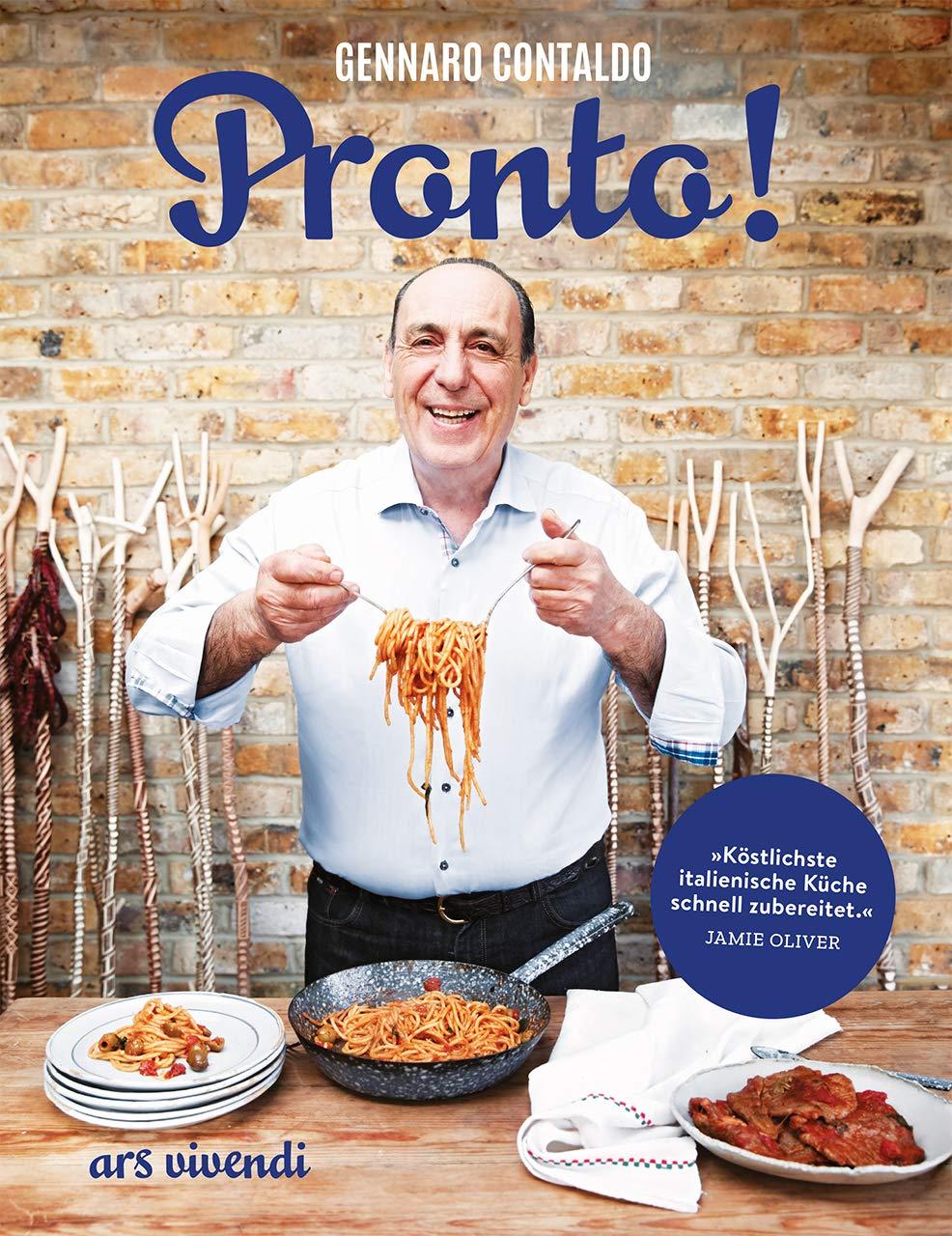 Pronto    Die Schnelle Italienische Küche