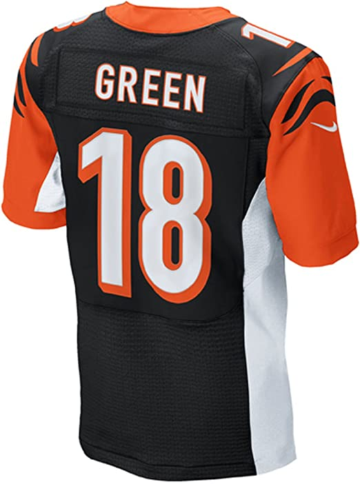 Nike A.J. Green Cincinnati Bengals Authentic Black Elite Stitched ...