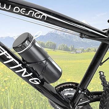 VGEBY1 Portabidón para Bicicleta, portaherramientas portátil Multiusos Herramientas de reparación de Bolsa Accesorio para Bicicleta: Amazon.es: Deportes y aire libre