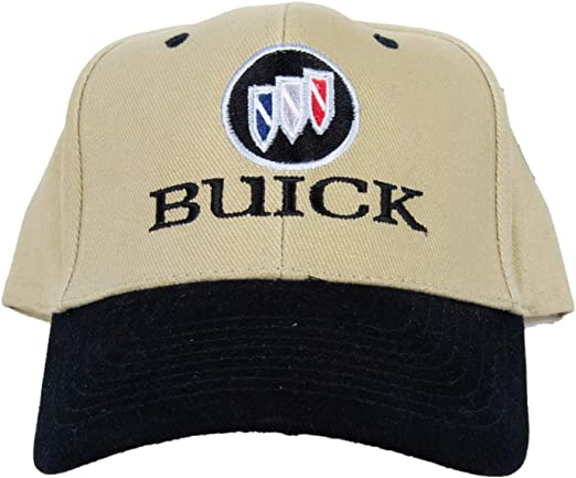 A/&E Designs GS by Buick Hat Two Tone Embroidered Cap