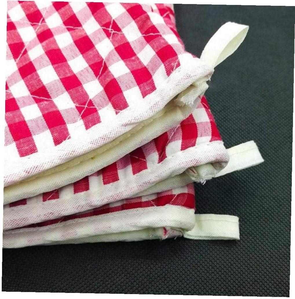 CULER 2pcs Four Gants de Cuisson Four de Cuisson mitigeurs Isolation Thermique de Cuisine Gants Mitaines pour Les Enfants