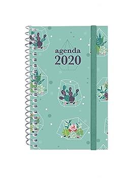 Finocam - Agenda 2020 semana vista apaisada Espiral Design ...