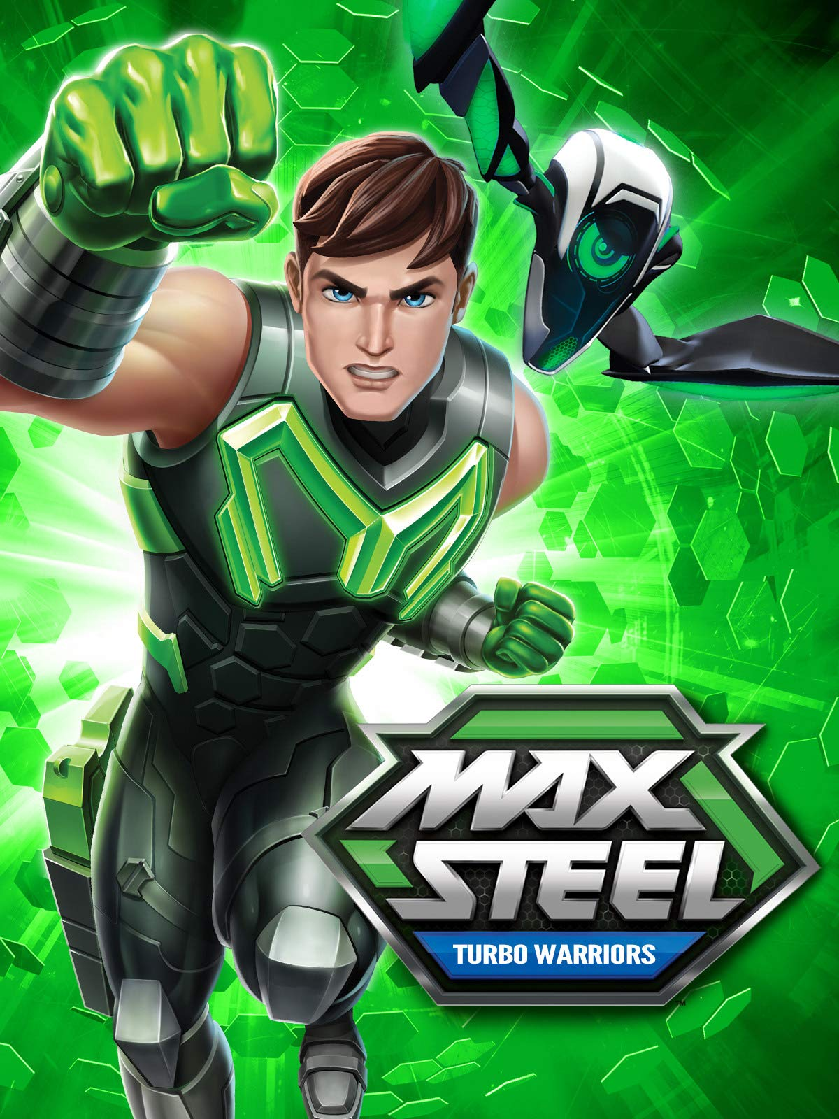 Max Steel Turbo Warriors on Amazon Prime Video UK