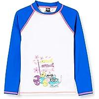 Arena Boy's T-Shirt À Manches Longues Awt Pour Filles Avec Protection Uv