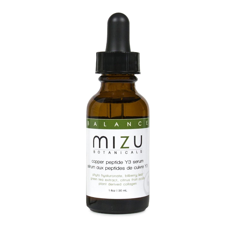 Mizu Botanicals BALANCE - Copper Peptide Y3 Serum