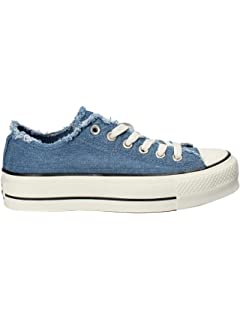 converse donna jeans