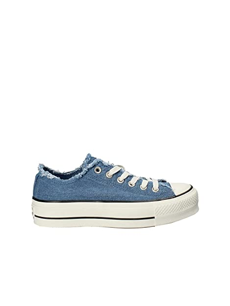 2converse donna jeans