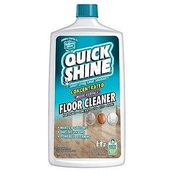 Quick Shine Concentrated 27 oz. Linoleum Floor Cleaner