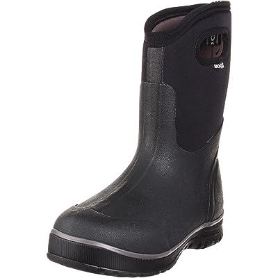 Bogs Men's Classic Ultra Mid Insulated Waterproof Winter Snow Boot   Rain