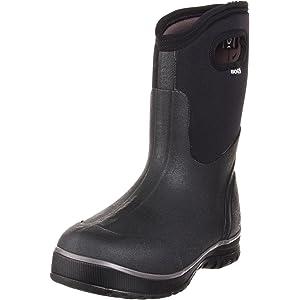 528c9a9ac8e Amazon.com | Bogs Men's Bozeman Mid Waterproof Insulated Rain Boot ...