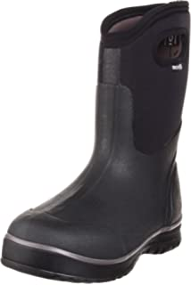 d2a76f18ee Amazon.com | Bogs Mens Classic Mid Waterproof Insulated Rain and ...