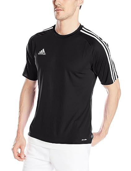 5e9b209e0d1f Amazon.com  adidas Men s Estro 15 Soccer Jersey TEE  Sports   Outdoors