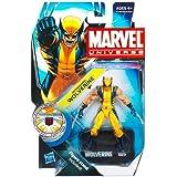 Marvel Universe 3 3/4 Inch Series 16 Action Figure #25 Astonishing Wolverine