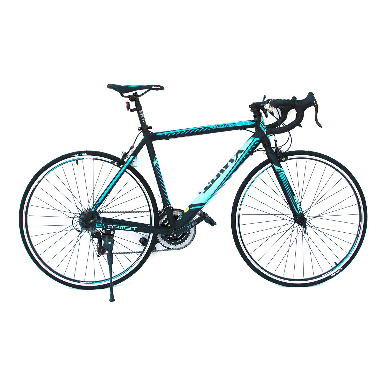Trinx TEMPO1.0 700C ロードバイク シマノ 21スピードレーシング自転車 56cm ブルー/ブラック   B07DGFX7PP