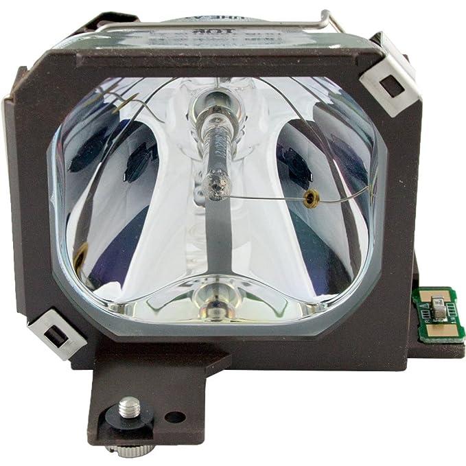 Aimple - Lámpara de Repuesto para Epson ELPLP05 EMP-5300, EMP-7200 ...