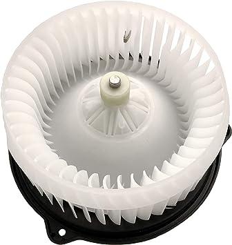 faersi HVAC Plastic Heater Blower Motor with Fan Cage Compatible with 2001-2005 Honda Civic//2001-2005 Acura EL//2002-2006 Honda CR-V//2003-2011 Honda Element