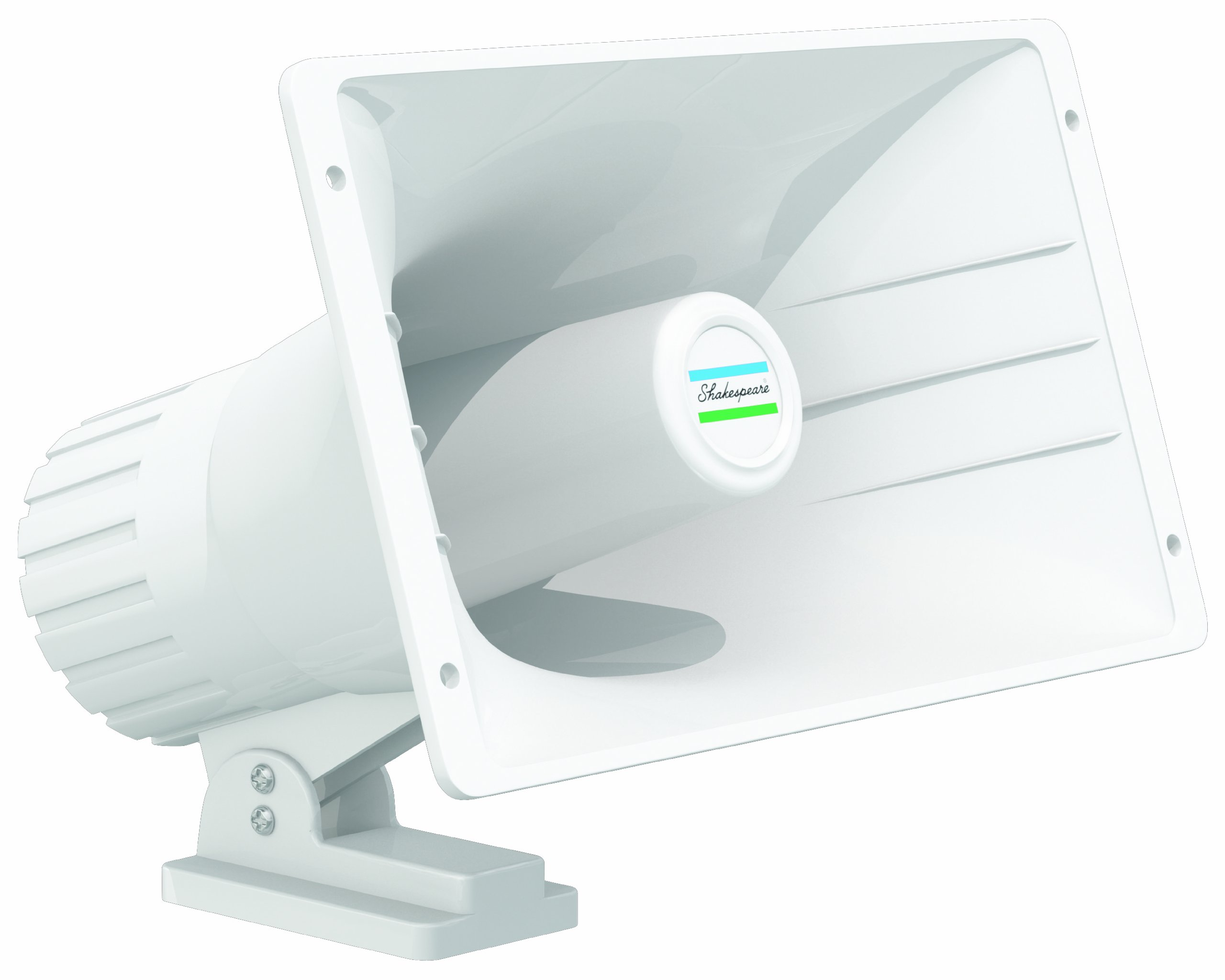 Shakespeare HS-40 Pa/Hailer Horn - White, 40W by Shakespeare