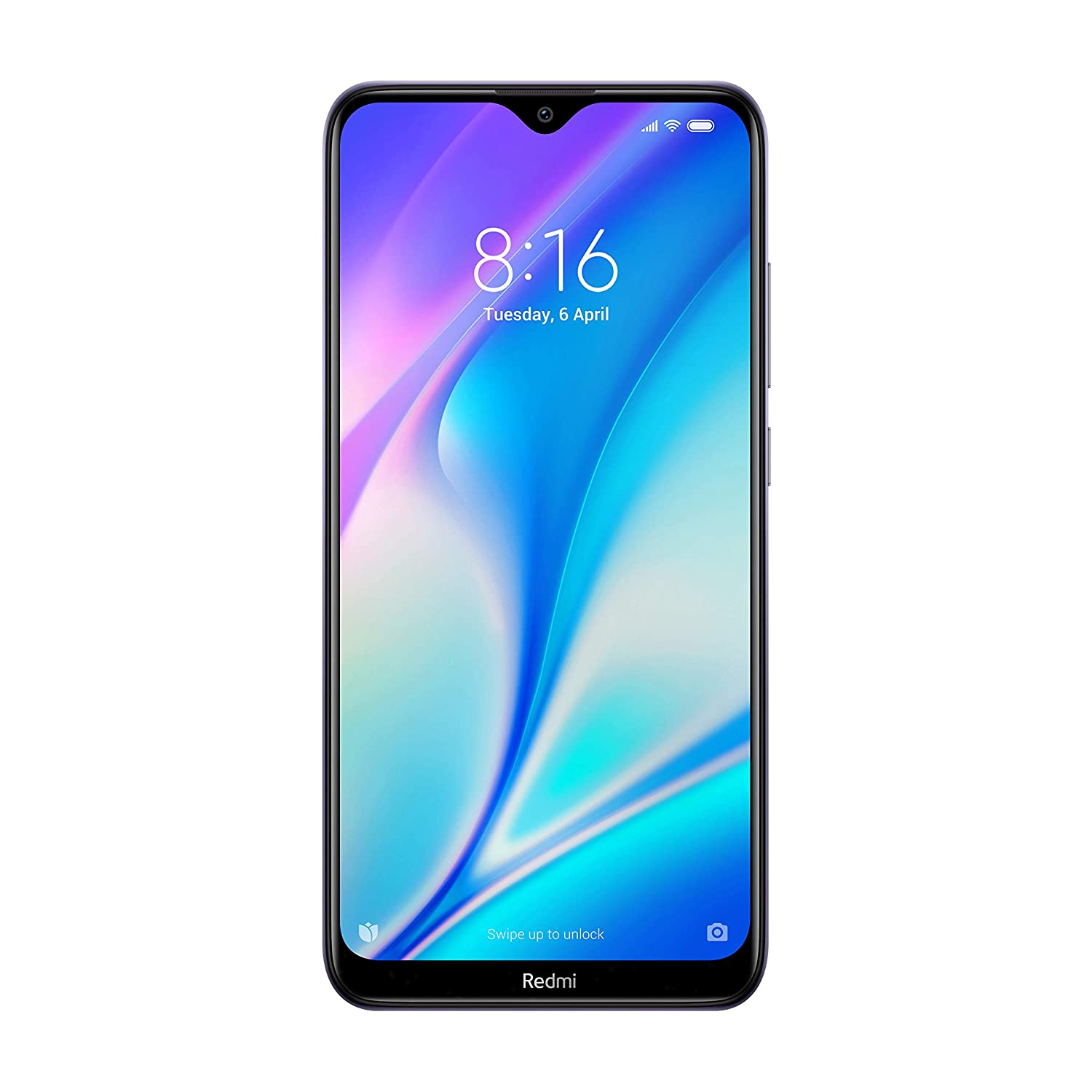 Redmi 8A Dual (Midnight Grey, 2GB RAM, 32GB Storage) – Dual Cameras & 5,000 mAH Battery