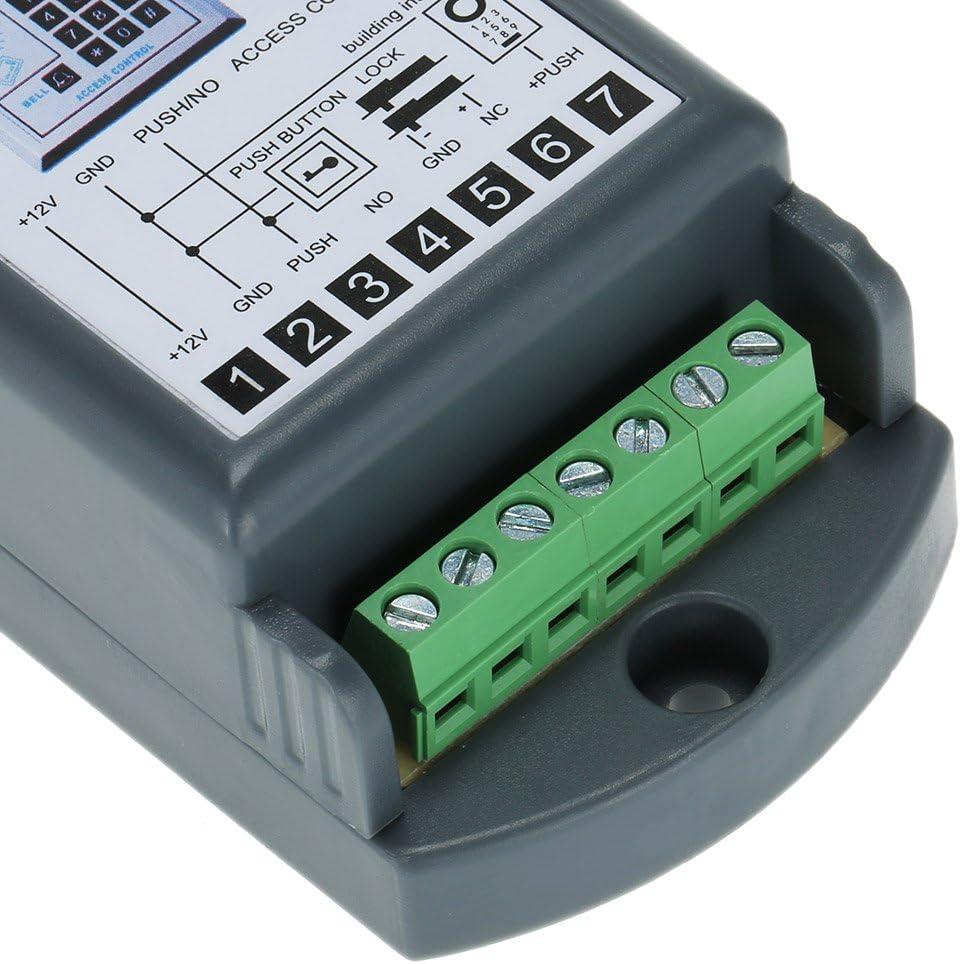 E-HONER Circuit Nu 110 2A pour la r/éparation 220V To12V de Module dalimentation /à d/écoupage 24W 12V