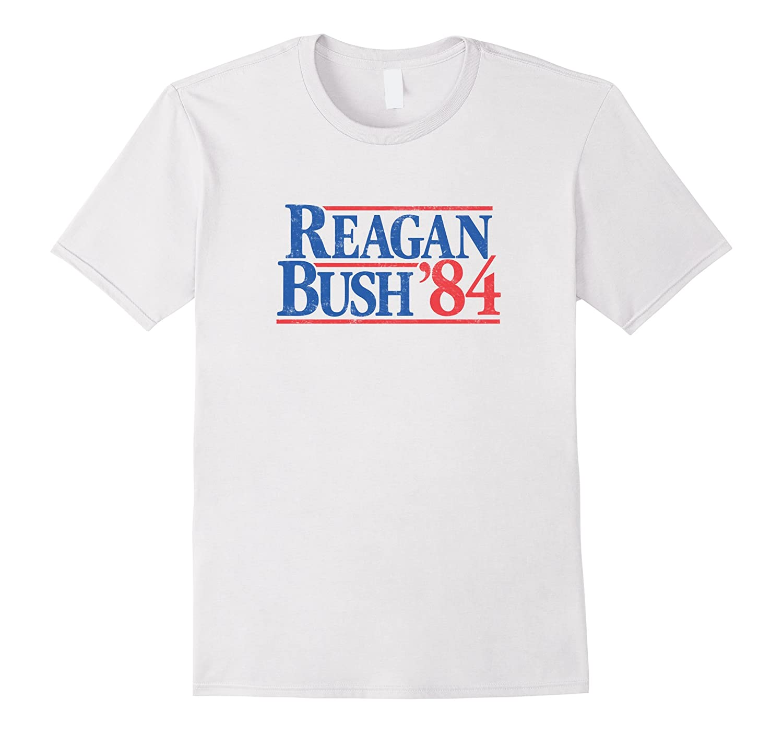 efb4e7eb Reagan Bush 84 Vintage T-Shirt-PL – Polozatee